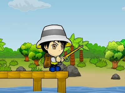 Fishtopia Adventure online hra
