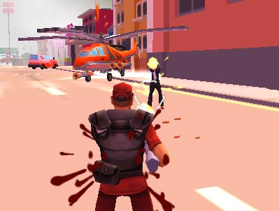Crime City 3D 2 online hra