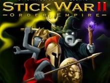 Stick War II Order Empire online hra