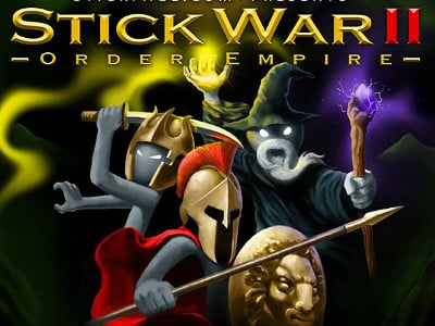 Stick War II Order Empire online hra