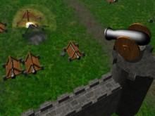 Defender of Tower: Attack of War Machines online hra