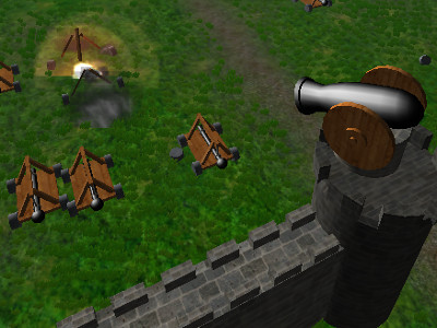 Defender of Tower: Attack of War Machines juego en línea