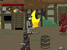 Ninja Brawl oнлайн-игра