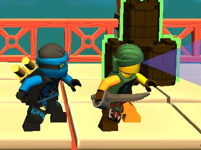 Lego Ninjago Skybound online hra
