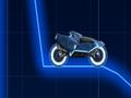 Neon Rider online hra