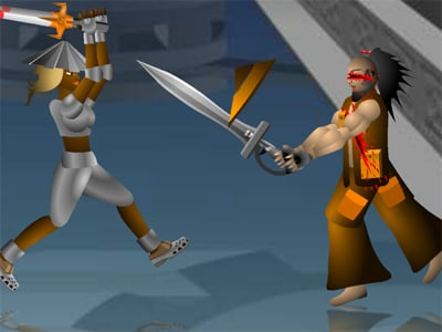 Dead Samurai 2 online hra