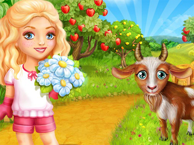 Farm Days online hra