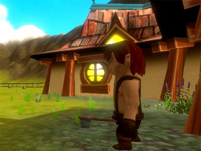 Brutal Wanderer online hra