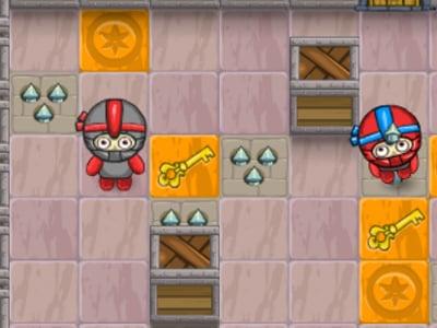 Geminate Ninja juego en línea