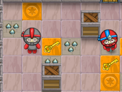 Geminate Ninja online hra