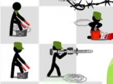 Stickman Army: The Defenders online game