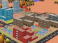 3D City Builder online hra