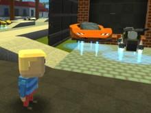 Kogama: Grand theft auto online hra