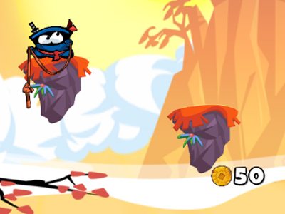 Rope Ninja online game