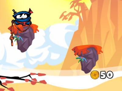 Rope Ninja online hra