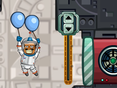 Amigo Pancho 8: Death Star oнлайн-игра