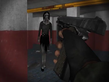 Slenderina Must Die: The Cellar online game