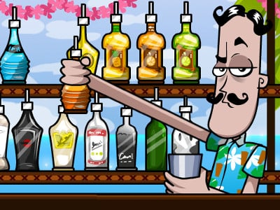 Bartender: Make Right Mix online game