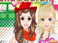 Bella and Sarah online hra