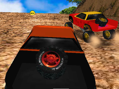 Super 3D Trucks online hra