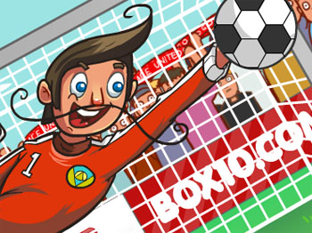 Ragdoll Goalie online game