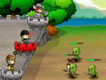 Little Sentries online hra