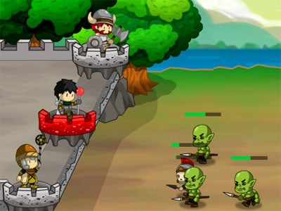 Little Sentries online game