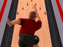 Classic Bowling online hra