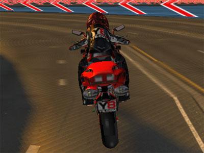 Hardcore Moto Race  online hra