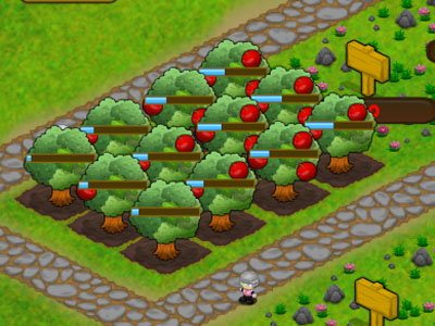 Harvest Tycoon online game