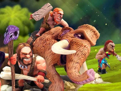 Age of Cavemen online hra