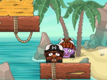 Bravebull Pirates oнлайн-игра