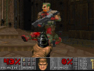 DOOM II online game