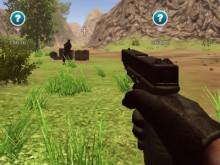Silent Soldier 3D online hra
