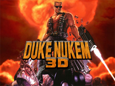Duke Nukem 3D online game