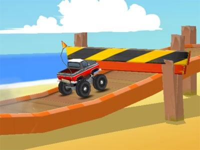 Endless Truck online hra