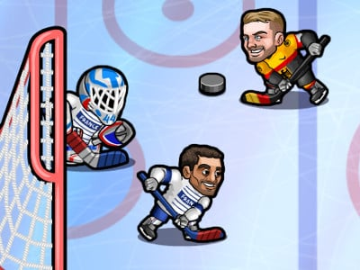 Hockey Fury online hra