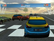 Y8 Sportscar Grand Prix online game