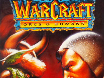 Warcraft: Orcs and Humans online game