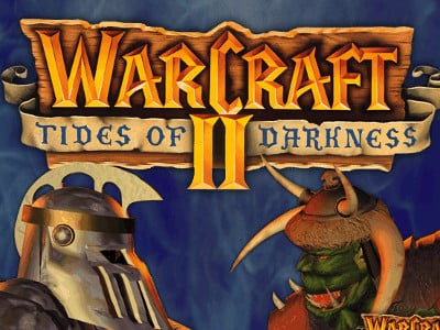 Warcraft II: Tides of Darkness online hra