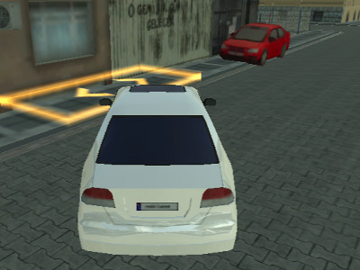 Parking in Istanbul  online game