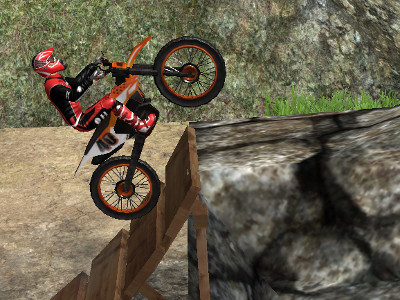 Moto Trials Offroad oнлайн-игра
