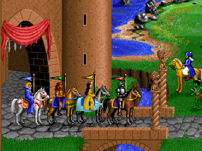 Heroes of Might and Magic online hra