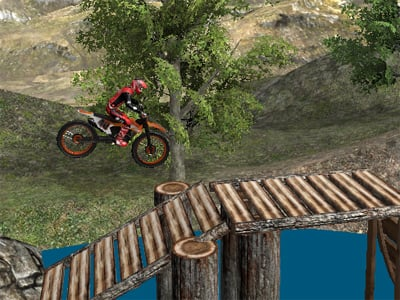 Moto Trials Offroad 2 online game
