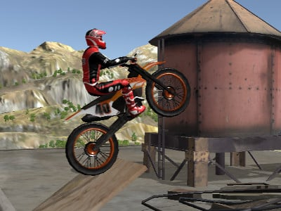 Moto Trials Junkyard 2 online game