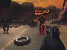Desert Claw Rising online hra