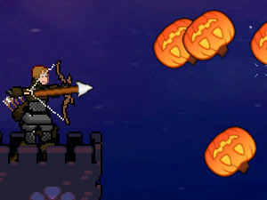 Pumpkin Archer online game