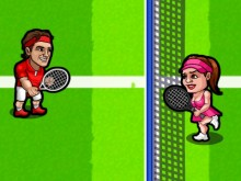 Tennis Fury online game