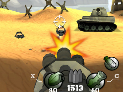 Operation Machine Gun online game