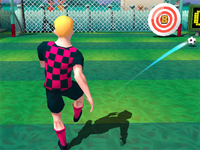 10 Shot Soccer online game